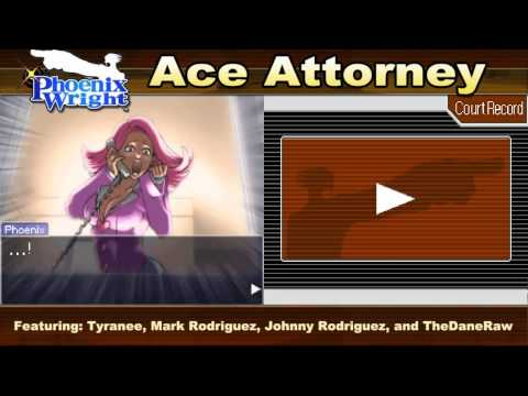 Phoenix Wright: Ace Attorney Let's Play Case 2: Investigation 1 (Pt. 1)