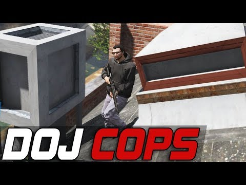 Dept. of Justice Cops #514 - Finding My Prey