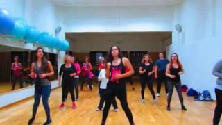 """Zumba Cooldown Choreography 2017 """"nhanhado""""- KIZOMBA"""