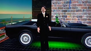 "Stephan Klapproth im ""Second Life"""