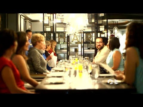 Specialty Dining Aboard Ruby Princess | Princess Cruises