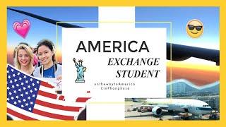 นักเรียนแลกเปลี่ยนอเมริกา Ep.1 จุดเริ่มต้น My journey to USA!🇺🇸
