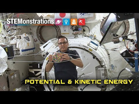 STEMonstrations: Kinetic and Potential Energy