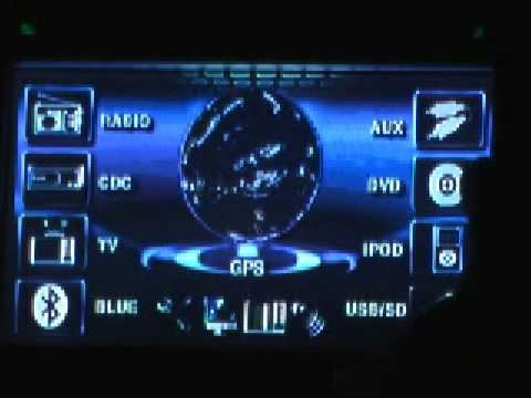 IPD Volvo Bluepower PART 2 Touch Screen and Radio 2009 V1