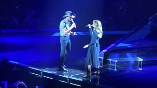 Tim McGraw and Faith Hill - Break First