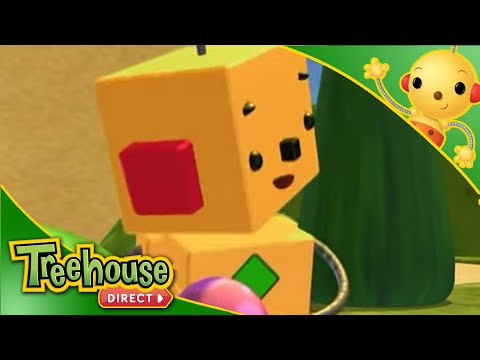Rolie Polie Olie - Pretend Friend / Beddy Day For Daddy / Chunk Squarey - Ep. 41