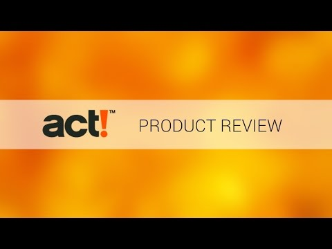 Act! CRM Demo