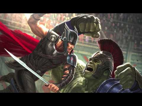 In The Face Of Evil By Magic Sword (Thor Ragnarok Comic-Con Trailer Music)