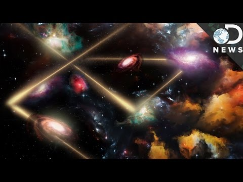 Could Galactic Walls Prove We're Wrong About The Universe?