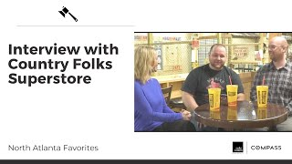 COLE TEAM FORSYTH FAVORITES: COUNTRY FOLKS SUPERSTORE