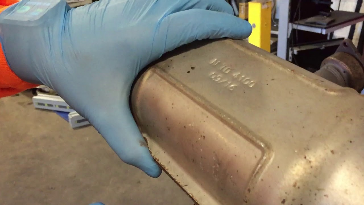 Rrcats Com Identifying Aftermarket Scrap Catalytic Converters
