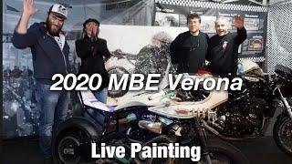 Motorcycle Art Part 91 / 2020 MBE Verona