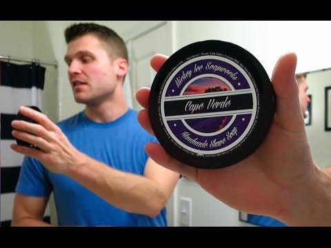 MLS Shaving Soap, Stirling Brush and RazoRock!