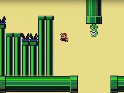 Super Mario Bros. 3 - #7 - Plantas y Tubos