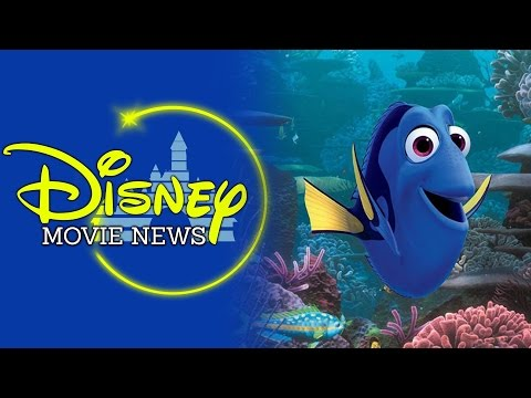 Finding Dory Breaks Records, Zootopia Deleted Scenes and Chloe East - Disney Movie News 34