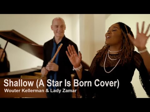 Shallow (A Star Is Born) - Lady Gaga & Bradley Cooper (cover by Wouter Kellerman and Lady Zamar)