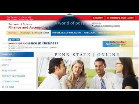 The 5 Best Online Accounting Schools for Bachelors Degrees