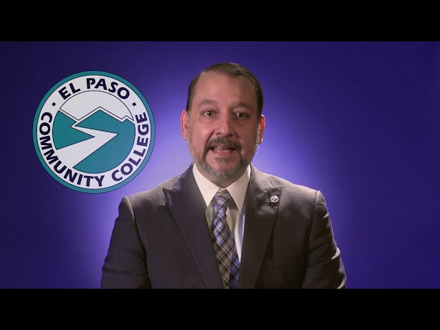 William Serrata, El Paso Community College President
