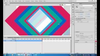 Motion Graphics in Flash Cs6