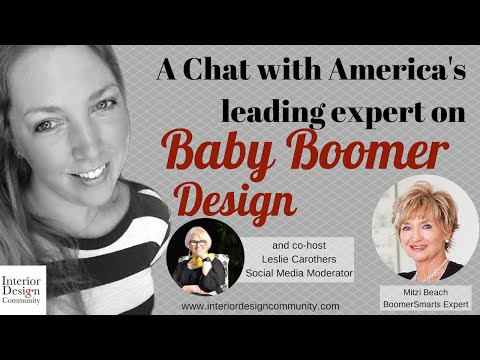 Chat with America's Leading Expert on Baby Boomers, Mitzi Beach