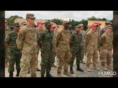 Guyana Defense Force Military Motivation (Eminem - lose yourself)
