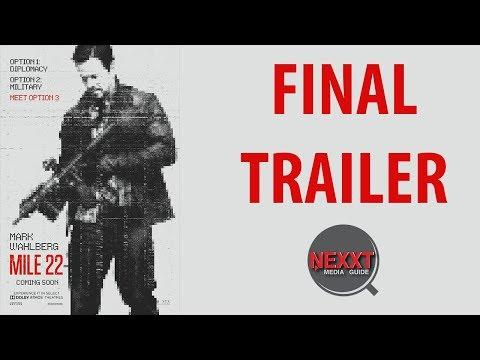 M22- Mark Walberg Action/Spy Movie