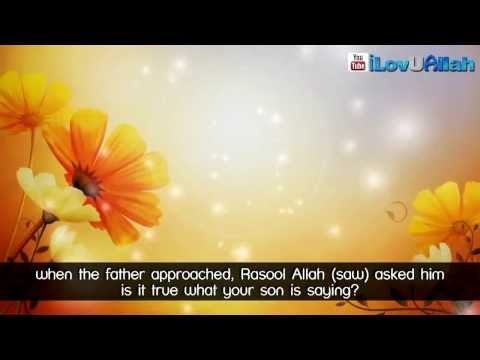 A Son and His Father story | Quran Al Hakeem