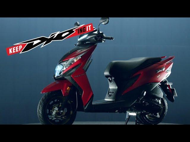 Honda Dio - Keep Dio'ing it