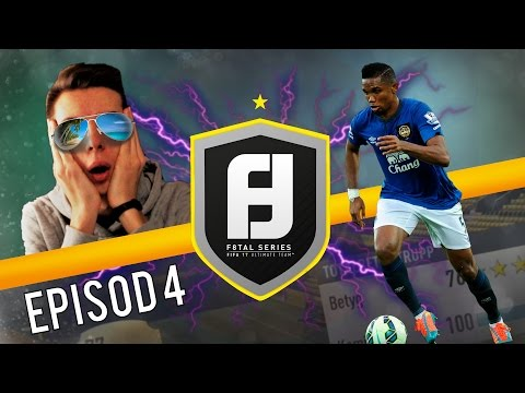 *INFORMS* F8TAL EPISOD 4 | FIFA 17 Ultimate Team På Svenska