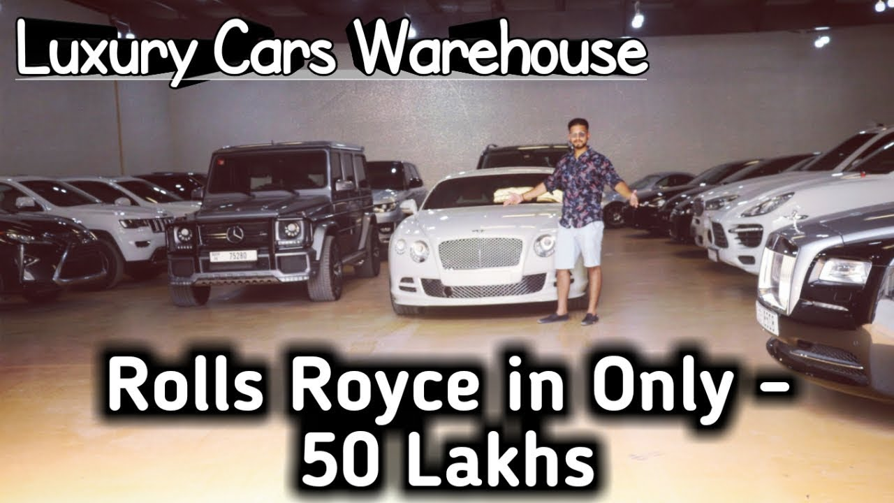 Cheapest Luxury Cars Warehouse