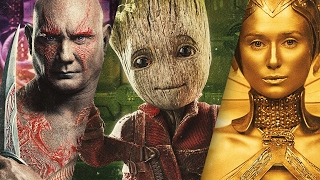 Guardians of the Galaxy Vol. 2 Ending & Credit Scenes Explained - SPOILERS!