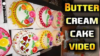 How to make buttercream icing | Top 10 Amazing Cake Decorating | Cake Wala Videos | Cake Wala |
