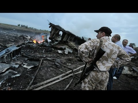 Ukraine President: 'Terrorist Act' Downed Flight MH17