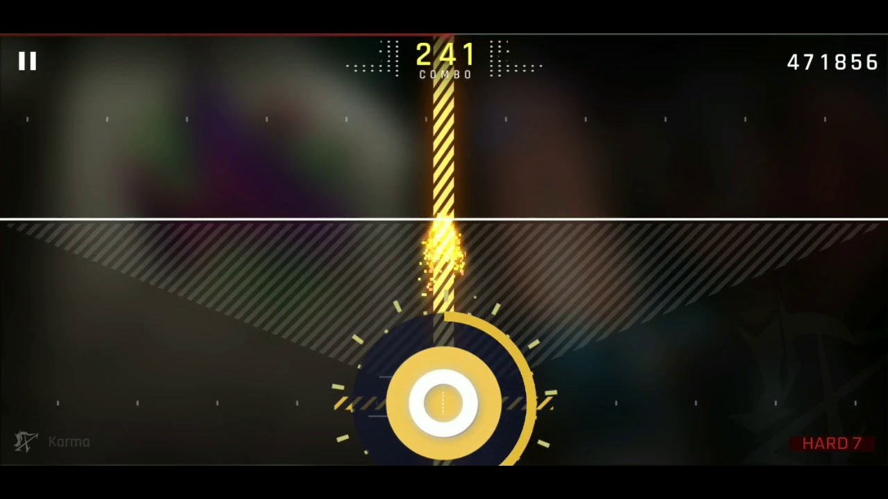 [Cytus 2 v2 4] Xenon `Karma` by OBSESS (Hard) MM by Danielle Richard