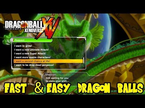 Dragon Ball Xenoverse How To Easily Get Dragon Fast Guaranteed Method