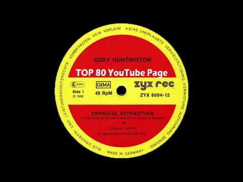 Eddy Huntington - Physical Attraction (Extended Version)