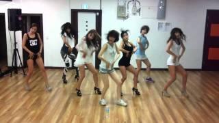 Rainbow-'Sweet Dream' Choreography Practice