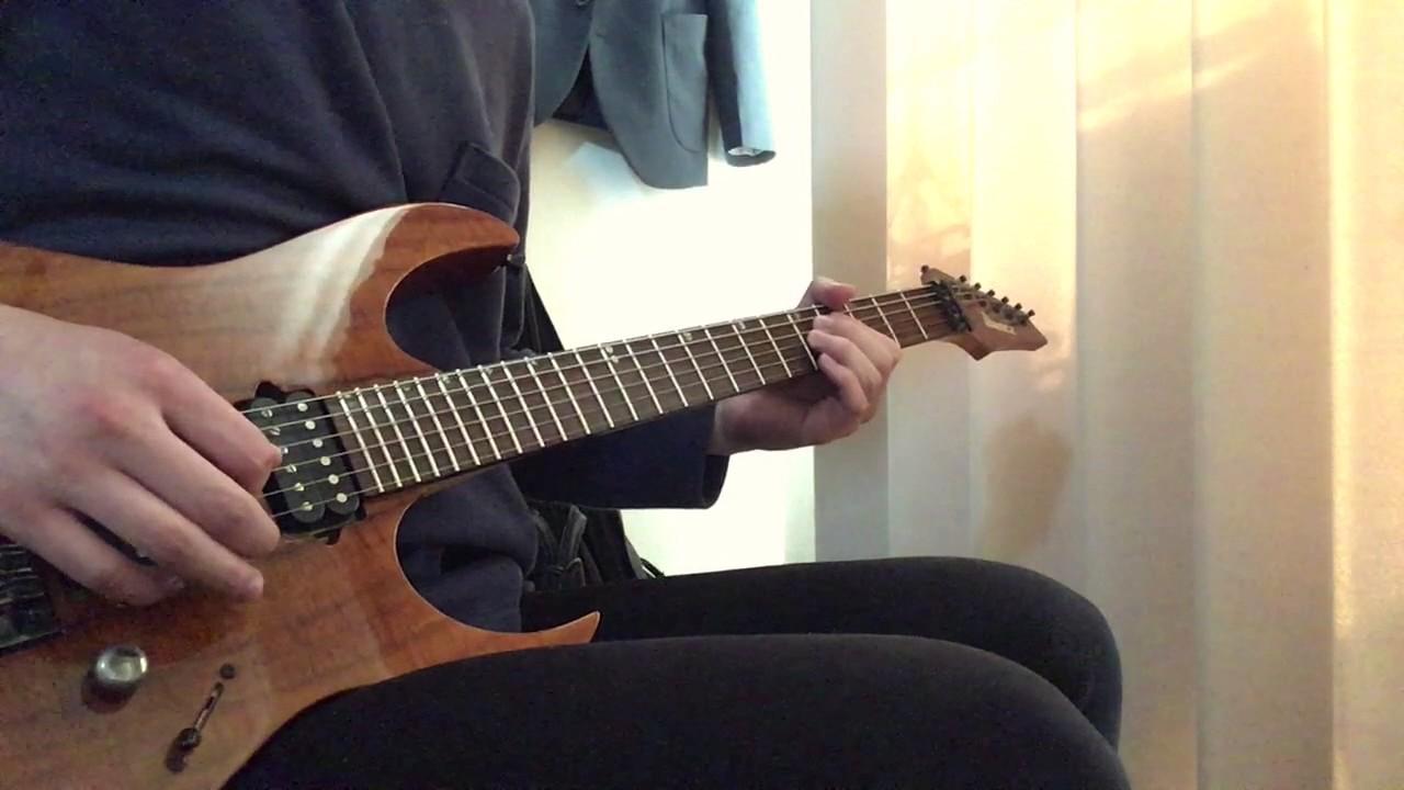 陰陽座 妖花忍法帖 [guitar cove...