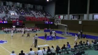 2017インターハイ高校バスケットボール京都決勝東山高校vs洛南高校4