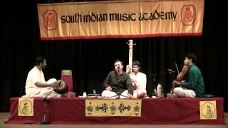 Sandeep Narayan - Tillana - Hamsanandhi