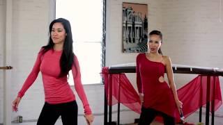 Dance Lesson with Sayaka Pereira