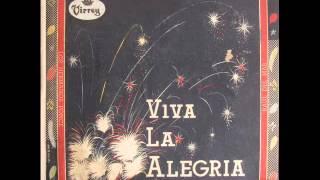 Varios Artistas - Viva la alegría (Lado A) (1958)