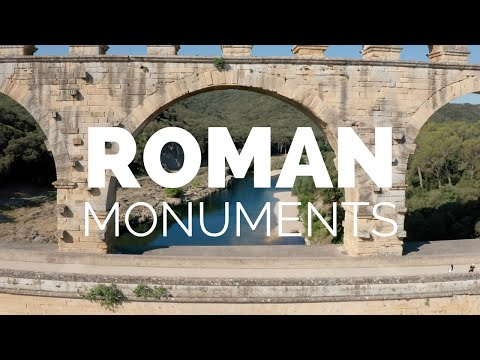 10 Greatest Ancient Roman Monuments - Travel Video