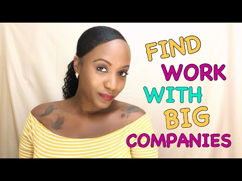 How To Find Work From Home Jobs With Big Companies! | US And Worldwide + More Jobs
