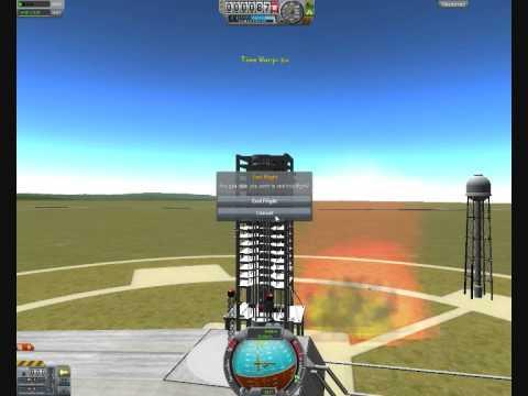 Bloodycz hraje  Kerbal space program Part.1 Jedna katastrofa za druhou
