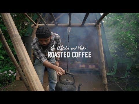 Go Outside! And Make: Roasted Coffee
