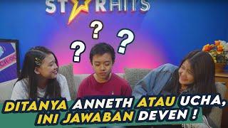 Download DITANYA ANNETH ATAU UCHA, INI JAWABAN DEVEN ! - CHALLENGE JAWAB CEPAT