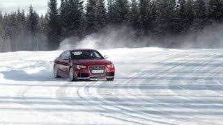 Занос на повороте. Как действовать зимой при заносе?