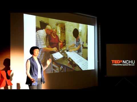 龜兔賽跑 The Tortoise and the Hare | 江心靜 Pinky Chiang | TEDxNCHU