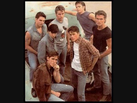The outsiders - Greasers And Socs - YouTube